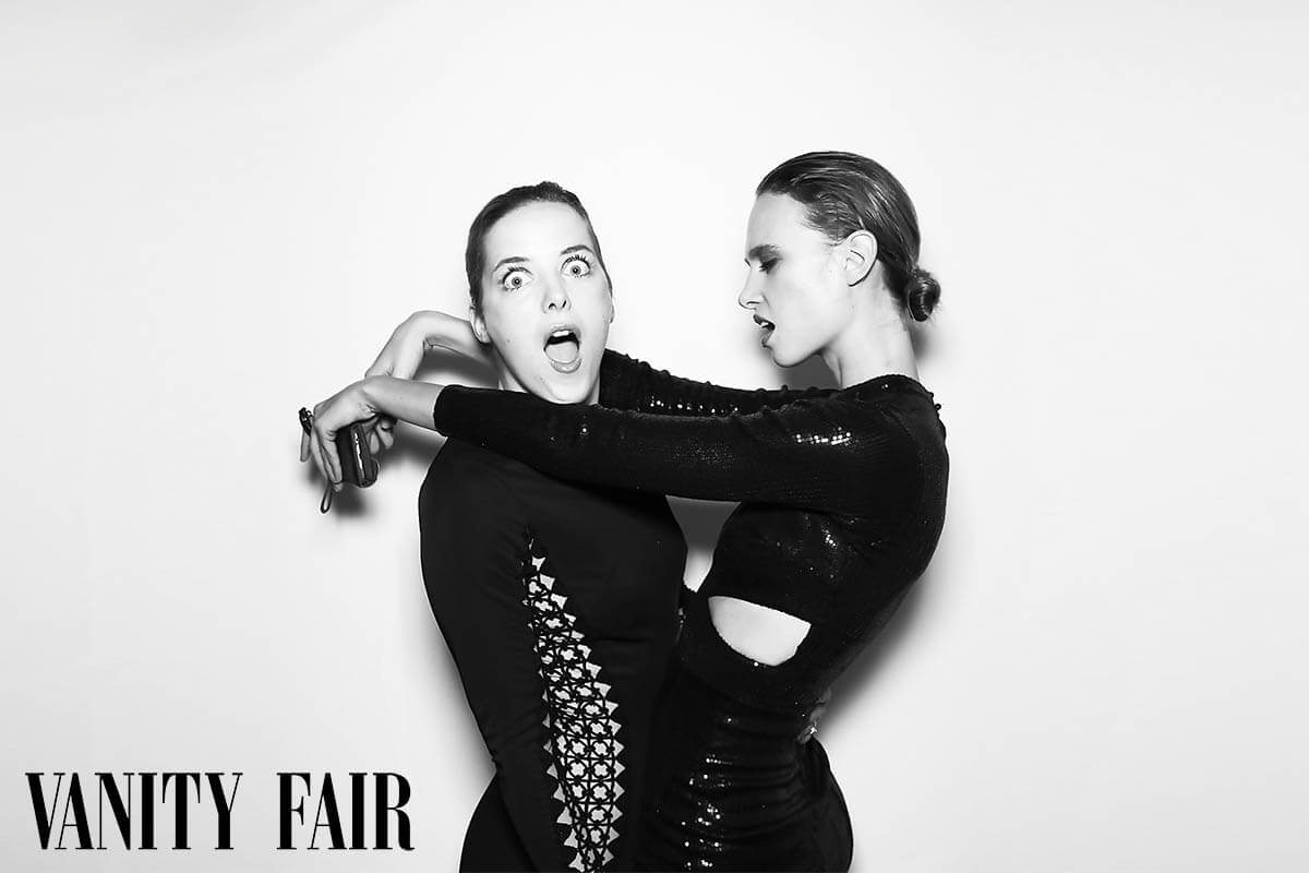 Vanity Fair Photobooth